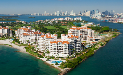 FISHER ISLAND GOLF CLUBHOUSE