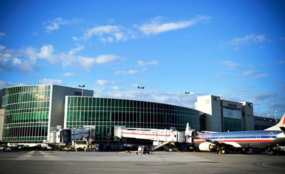 miami intl airport - north terminal - b&b contracting